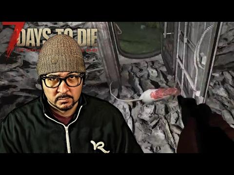 7 DAYS TO DIE - STARVATION #40