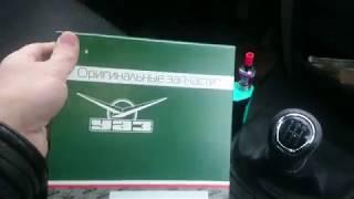 видео Замена салонного фильтра Уаз Патриот
