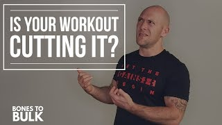 How Hard Should You Workout? (You'll be Surprised)