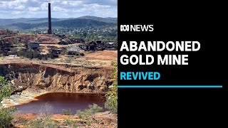 Heritage Minerals' plan to revive abandoned Mount Morgan gold mine | ABC News