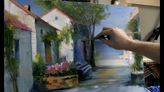 Oil Painting on Canvas Reproductions & Custom Portraits