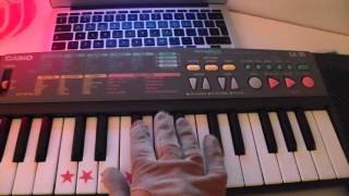 "Mariah Carey ft Jermaine Dupri - ""Get Your Number"" - keyboard cover"