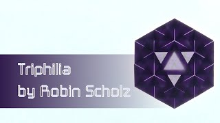 Origami Tessellation Instructions: Triphilia (Robin Scholz)