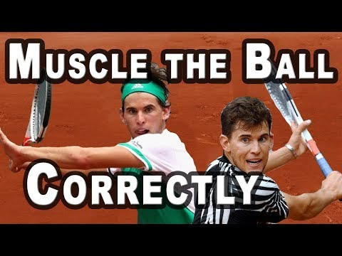 """Using the """"Box"""" for Powerful and Stable Groundstrokes"""
