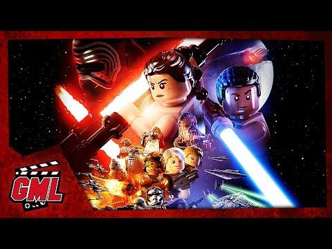 LEGO STAR WARS : Le Réveil De La Force - FILM COMPLET FRANCAIS