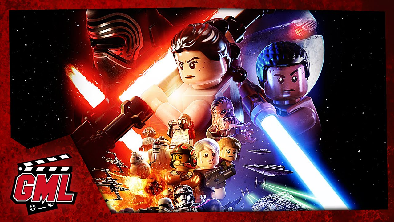 Lego Star Wars Le Reveil De La Force Film Jeu Complet En