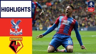 Connor Wickham Sends Crystal Palace to the Final! | Crystal Palace 2-1 Watford | FA Cup 15/16