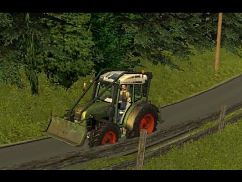 treuil forestier farming simulator 2017