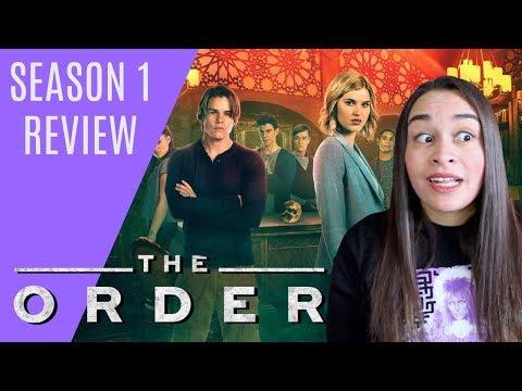 Netflix's The Order (Season 1) - TV Review