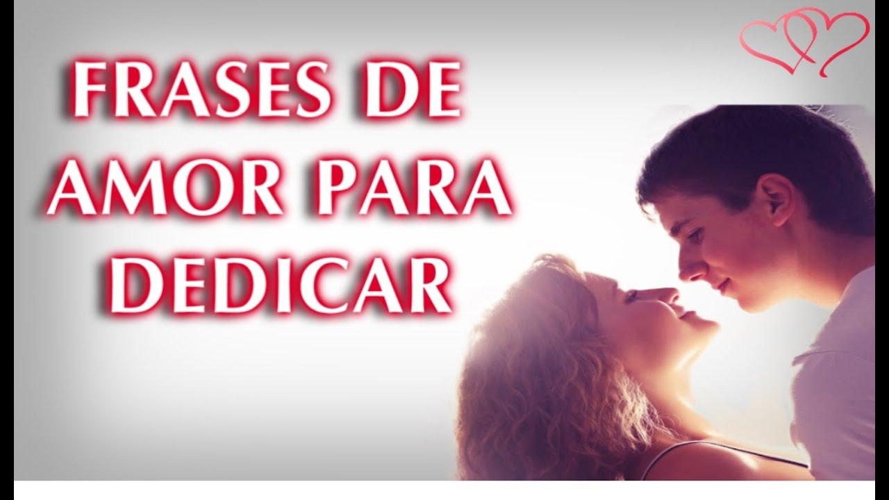 Frases De Amor Para Dedicar Versos Con Imagenes Bonitas