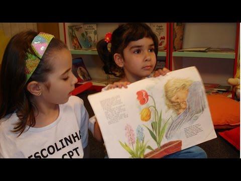 Literatura Infantil e Contação de Histórias - Hábito de Leitura