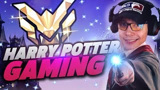 HARRY POTTER CARRY SUR OVERWATCH