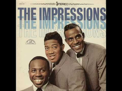 THE IMPRESSIONS-thanks to you
