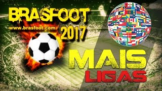 PACK DE LIGAS PARA O BRASFOOT 2017 #2 + DOWNLOAD