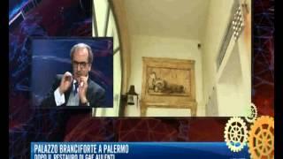 Il restauro di Palazzo Branciforte su TIMEHOUSE - Il tempo della scienza di A. Cecchi Paone