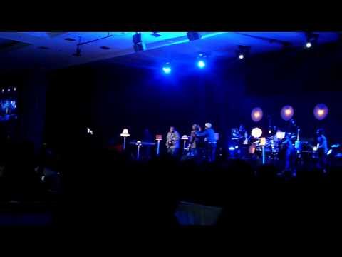 Tompi - Glenn F - Sandhy S - I Heart You Cover (LIVE) In Yogyakarta