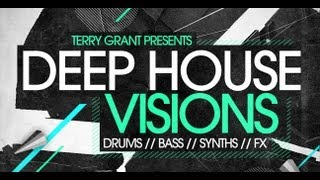 Terry Grant Deep House Visions - Royalty Free Deep House Samples Loops