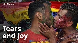 India court legalises gay sex
