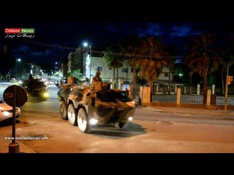 ويسلان مكناس/ جولة المدرعات القوات المسلحة الملكية المغربية (ويسلان نيوز)