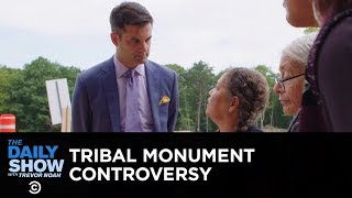 A Monumental Dispute in the Hamptons | The Daily Show