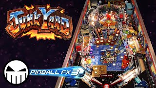 Williams Pinball: Junkyard (Pinball FX3 Steam) - Crow Pinball