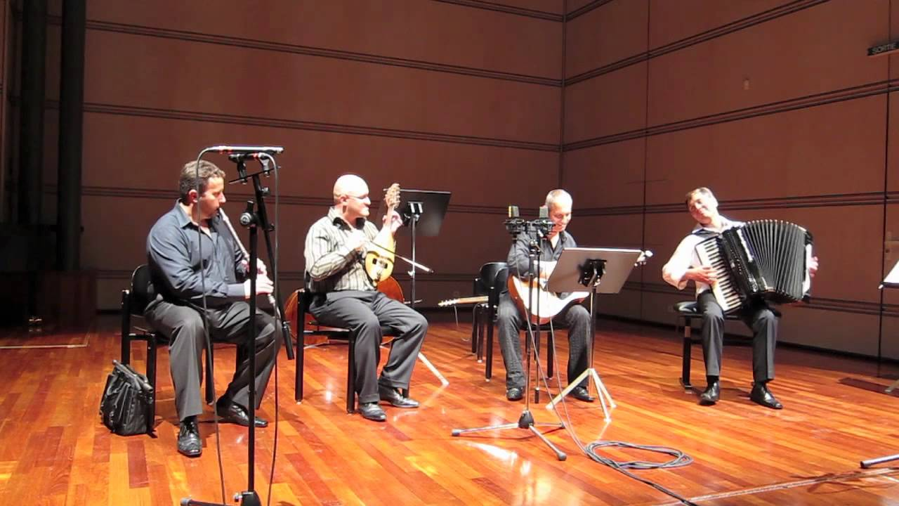 Petar Ralchev Quartet - 10.Копаница - YouTube