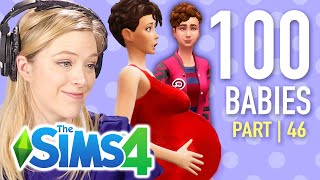 Single Girl Trains Her Daughter To Flirt In The Sims 4 | Part 46