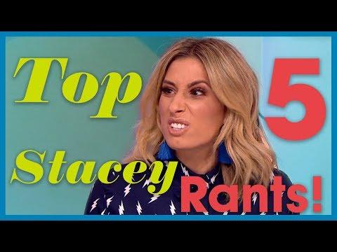 Top 5 Stacey Solomon Rants   Loose Women