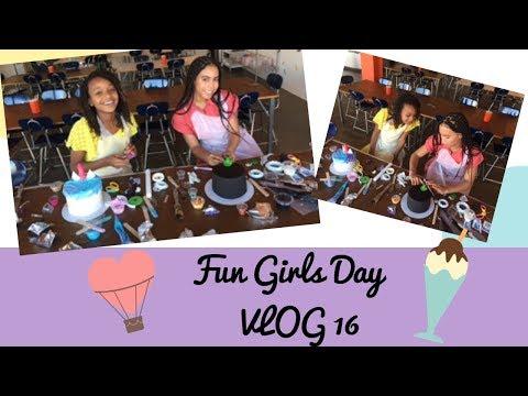 FUN GIRLS DAY!!! Vlog 16  Asia Monet