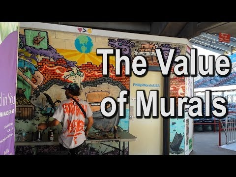 The Value of Murals and the RVA Street Art Festival ~ Morning Schmiel