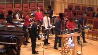 Long Time Ago in Bethlehem - Sounds of Steel Orchestra
