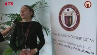 Testimonianza - Ilaria Scopece Summit Scienze Motorie Milano 2016