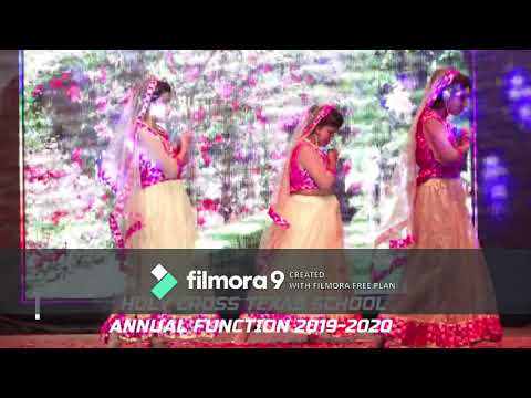 Bagho ke har phool ko apna samjhe baghban || DANCE VIDEO || HOLY CROSS TEXAS SCHOOL SONIPAT