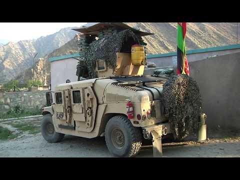 Return to FOB Blessing, Kunar Province (2013)