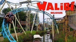 Walibi Belgium Vlog July 2019