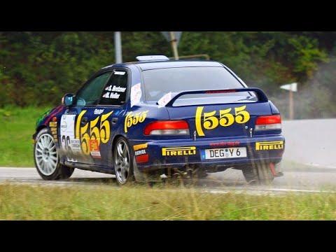 Best Of Subaru Impreza Gc8 555 In Rallying 2012 2020 Youtube
