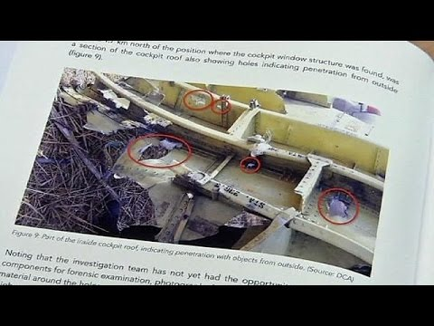 Russia blames Ukraine for downing Malaysian airliner