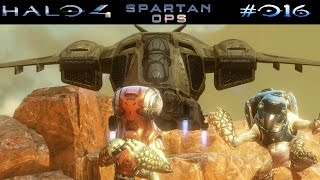HALO 4: SPARTAN OPS | #016 - Didaktiker: Hairy Call | Let's Play Halo The Master Chief Collection