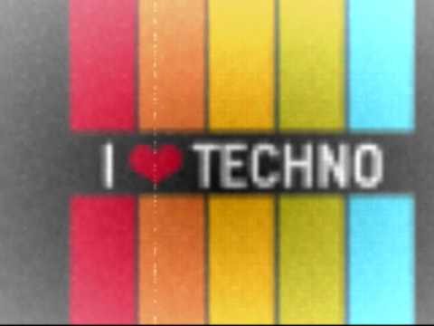 i love techno marina techno by Djmaekus