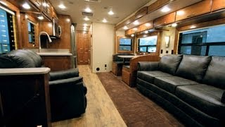 Interior Tour Of Renegade Explorer Bunk Model From Iws Motor Coaches