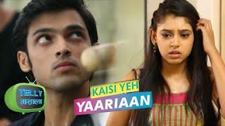 Manik to Hit A Man For Misbehaving With Nandini | Kaisi Yeh Yaariyan