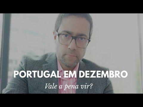 Vale a pena vir em Dezembro a Portugal