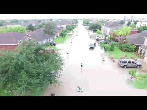 Flooding Edinburg Texas 062118