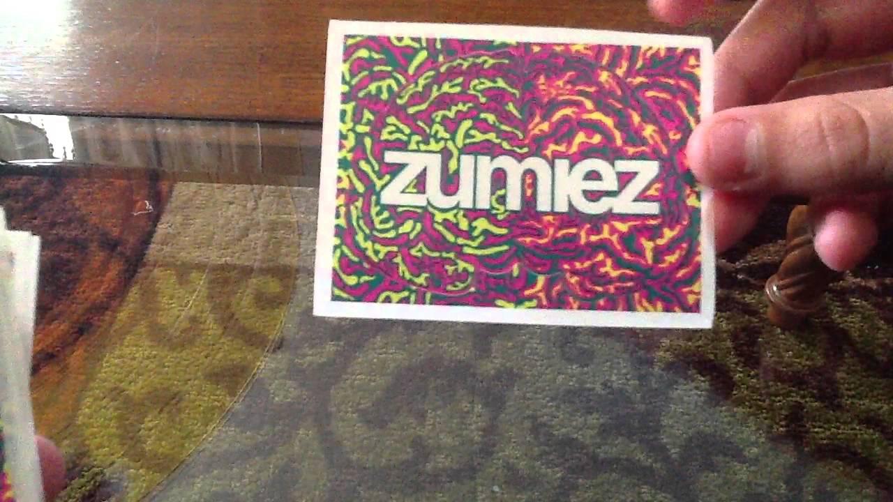 Zumiez - Free Zumiez Stickers