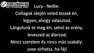 Jekyll & Hyde - Sose sírhatsz, ha fáj (dalszöveg - lyrics video)