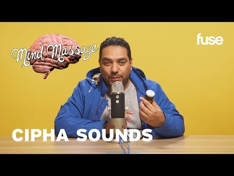 Cipha Sounds Does ASMR With His Favorite NYC Bodega Snack & Shares A Moment with Dave Chapelle