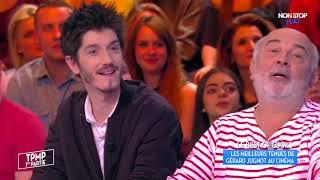 Matthieu Delormeau complimente Gérard Jugnot et se fait recaler