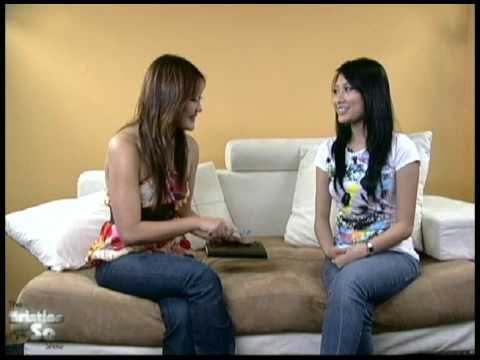"The Kristine Sa Show - Ep.#36 ""Hoang Thuc Linh"" [P1 of 2]"