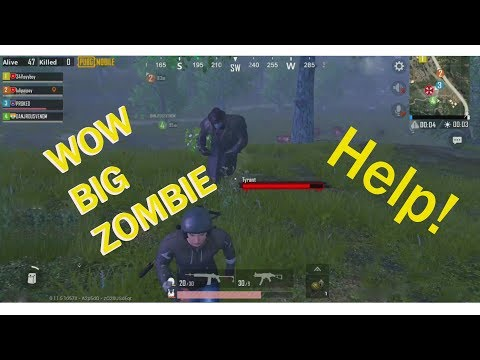 Pubg reddit - zombie Chase after me Eat, Enjoy leisure time with fun - 동영상