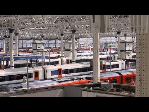 UK Rail - delivering a faster, smarter network
